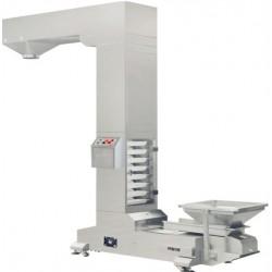 Elevador de cubos por productos alimentarios - MYM Machinery