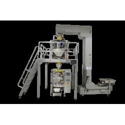 Ensacadora automática para productos sólidos