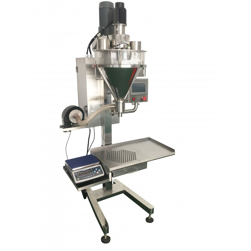 Powder semi-automatic bagging machine