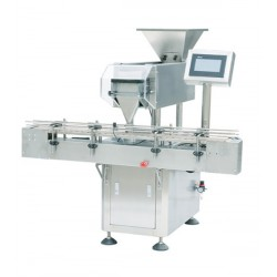 Automatic counter for capsules / tablets - Small and medium production rates - CG-8 and CG-12