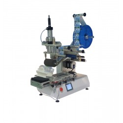 Semi-automatic labeling machine SL-PS-2 for flat surfaces
