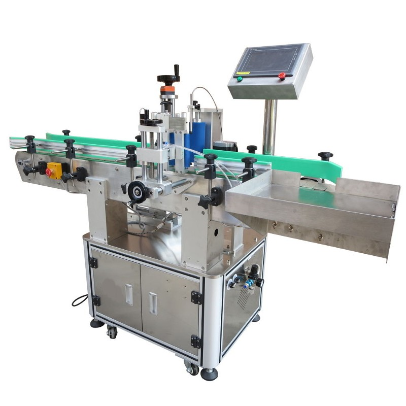 AL-RB-2 Automatic labeling machine for round bottles