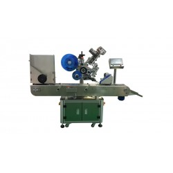 AL-RB-H Horizontal automatic labeling machine for round products
