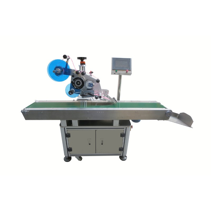 AL-V automatic labeling machine for flat labeling