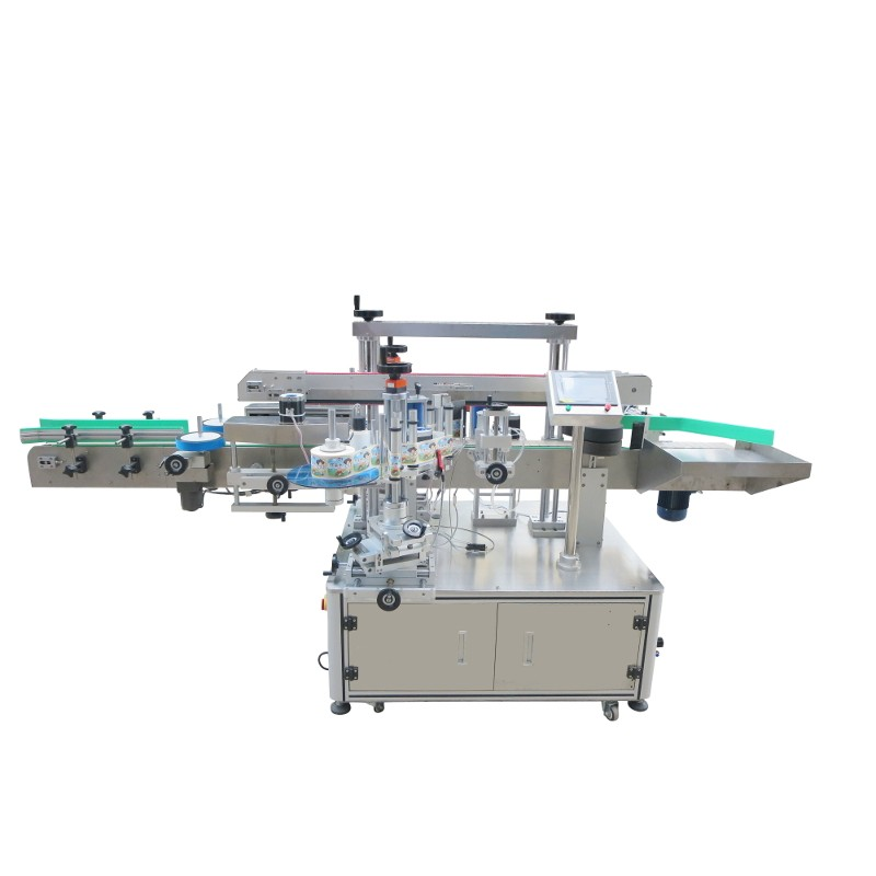 Étiqueteuse automatique AL-DS recto-verso pour surfaces planes