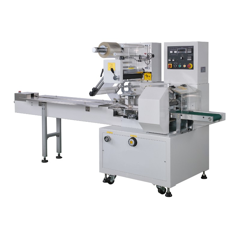 HCM-150 Horizontal compact flow wrapper