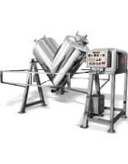 Mezclador de polvo - MYM Machinery