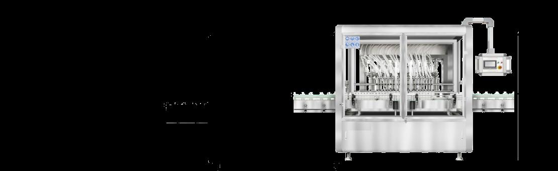 Máquina llenadora RL16